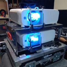 Аренда Комплект 3D проекторов 5000 лм Киев, Украина